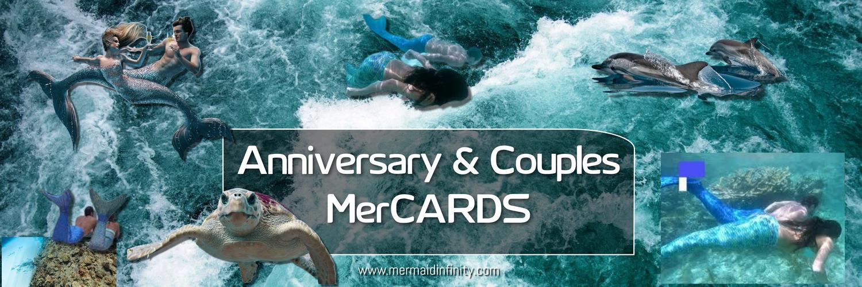 anniversary ecards for mermaids